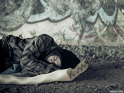 Op-ed: Homeless for the Holidays