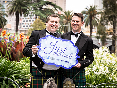 Scotland's Marriage Equality Starts Today