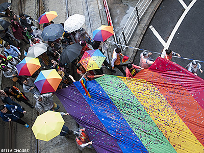 Chinese Court Rules 'Gay Conversion' Clinic Must Pay Victim