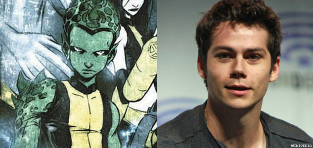 Anole Dylan O Brien X633 0