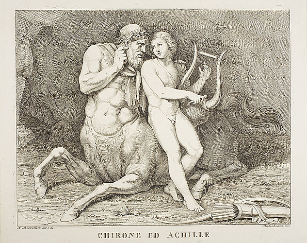 Johannes Riepenhausen Franz Riepenhausen Chiron Teaching Achilles To Play The Lyre After 1800x633 0