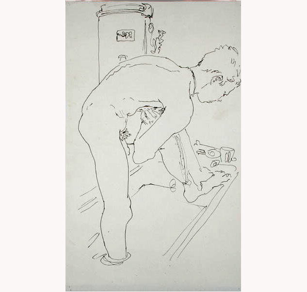 Red Pete In The Bath London 1960x633 0