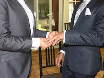 Dominican Rep. Allows U.K. Embassy to Wed Gay Couple, But Won't Recognize Vows
