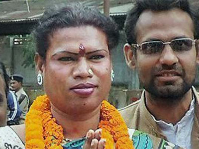 First Transgender Mayor Elected in India
