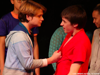 Rock Musical Schools Kids on Anti-LGBT Bullying