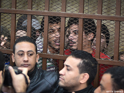 26 Men Arrested in Egypt's 'Gay' Bathhouse Raid Acquitted of Debauchery