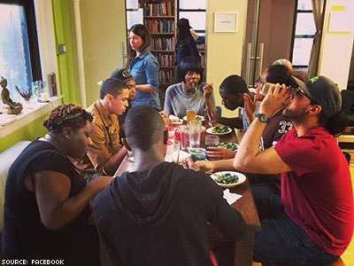 Inside The Spiritual Retreats That Are Helping Homeless Youth