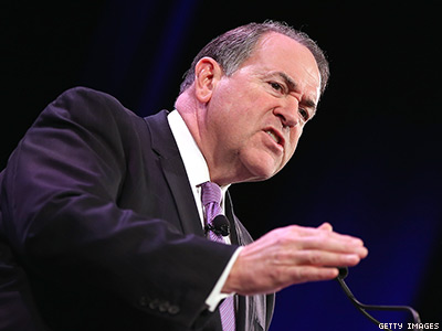 The Great Confusion of Mike Huckabee, Esquire