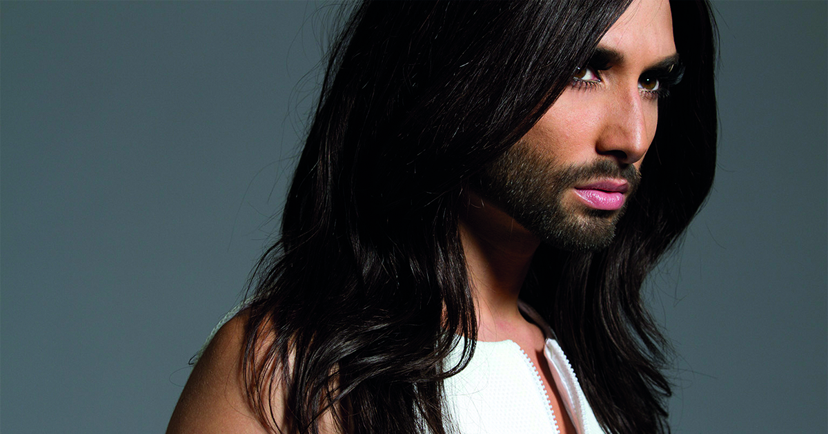 Conchita Wurst: 'We Have an Opportunity to Change Minds'