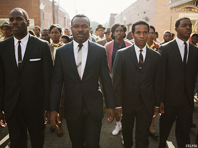 Op-ed: Marching Backwards from Selma to Hollywood