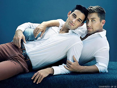 Lance Bass Reveals Why He Wanted a Televised Wedding