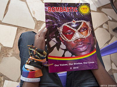 LGBT Ugandans Launch Magazine to Share 'Our Voices, Our Stories, Our Lives'