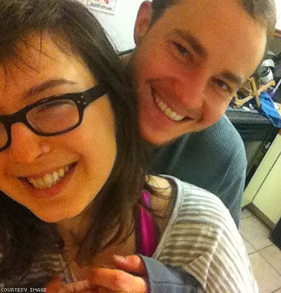 Op-ed: For Us, Being 'Out' About My Boyfriend's Trans Status Is Love