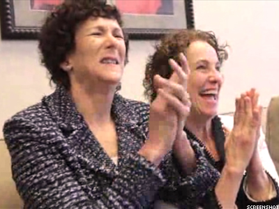 WATCH: Meet the Same-Sex Couple Just Married in Texas