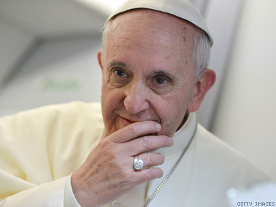 Pope Francis: Gender Theory Doesn't 'Recognize Order of Creation'