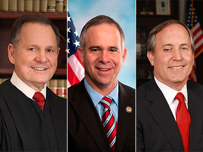 WATCH: Anti-Equality Officials Resort to Increasingly Desperate Tactics