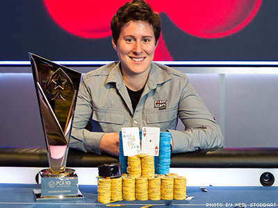 Vanessa Selbst, Poker's $10 Million Out Superstar, Tells Women to Go All In