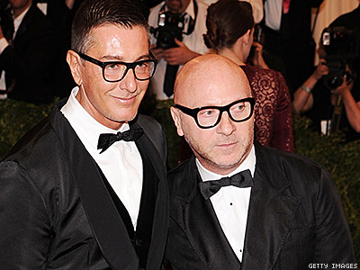 Dolce and Gabbana Launch Tirade Against 'Nontraditional Families'