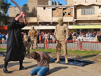 This Time, ISIS Beheads 'Gay' Men in Iraq