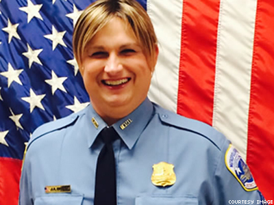 D.C. Police Appoint First Trans Woman to Lead LGBT Liaison Unit