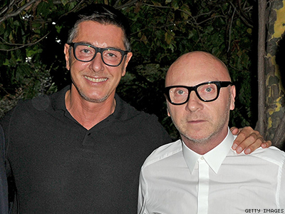Dolce & Gabbana Defend 'Our Way of Seeing Reality'