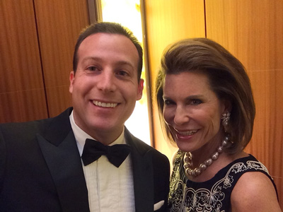 Op-ed: Susan G. Komen Founder on Her Gay Son and Marriage Equality