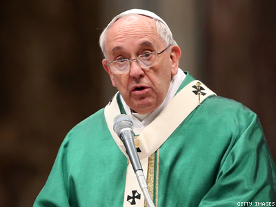Pope Francis to Meet With Gay, Transgender Prisoners