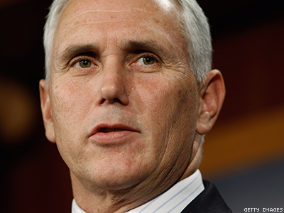 Gov. Mike Pence Just Gave Indiana a 'License to Discriminate'