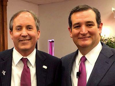 Texas Successfully Blocks New Federal Rights for Gay Couples