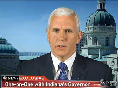 The Only 2 Things to Know Out of Mike Pence's Dissembling Interview