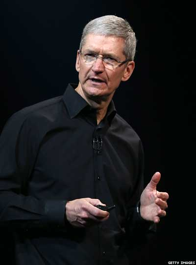 Tim Cook on Standing Up to Discrimination: 'It's Time for All of Us'