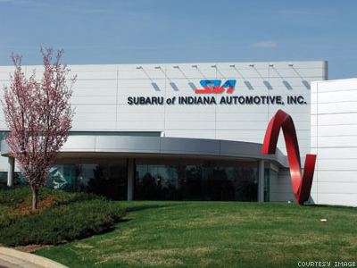 Subaru Comes Out Against Indiana's 'License to Discriminate'