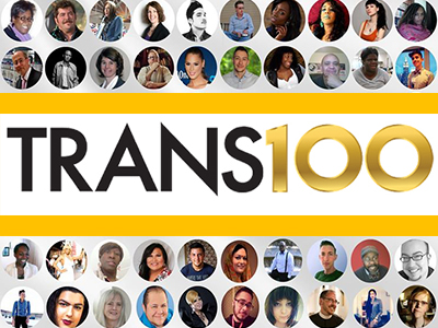 This Year's Transgender and Gender-Nonconforming Who's Who
