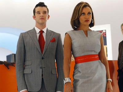 Ugly Betty's Wilhelmina and Marc: A Diva Reunion