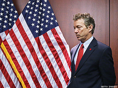 No, Rand Paul Isn't a 'Different Kind of Republican'