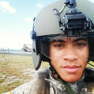 Meet the First Out Trans Soldier in the U.S. Military