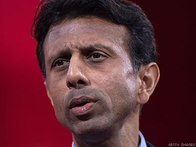 Bobby Jindal: Louisiana's Antigay Marriage Bill Isn't About Discrimination