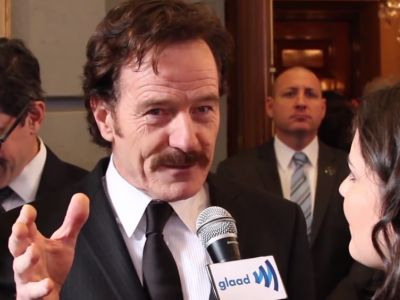 Bryan Cranston: 'End This Silliness' of Opposing Marriage Equality