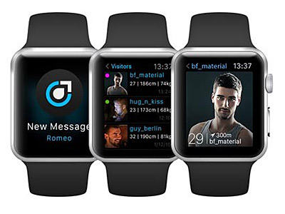 Apple Watch's First Hookup App Hopes to Lead You to Love (or Lust)