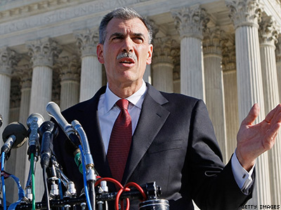 U.S. Solicitor General: Marriage Equality's Hero at the Supreme Court?