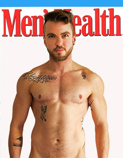Op-ed: 5 Reasons Men's Health Needs a Trans Man On The Cover