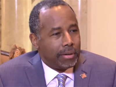 WATCH: Ben Carson Thinks President Can Ignore Courts on Marriage Equality