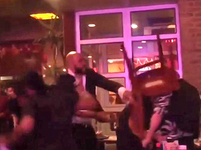 WATCH: Gay Couple Assaulted at Dallas BBQ in Chelsea