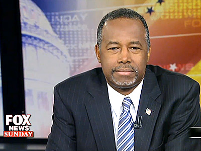 WATCH: Ben Carson Gets the Constitution Wrong Again