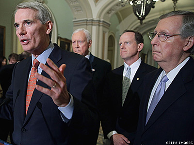 Could Rob Portman Make GOP Evolve on Marriage Equality?