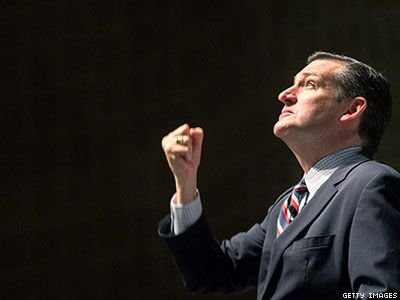 Ted Cruz: 'Mandatory Gay Marriage' the 'Greatest Threat We've Ever Seen'