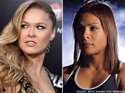 UFC Women's Champ: 'I Wouldn't Refuse' to Fight a Trans Athlete
