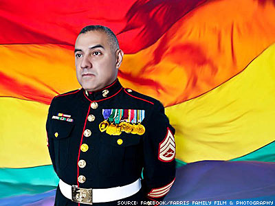 Op-Ed: Gay Purple Heart Recipient Says 'Mission Not Accomplished'