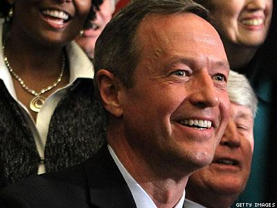 Is Marriage Equality Pioneer Martin O'Malley The Anti-Hillary Candidate for President?