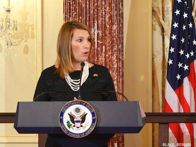 WATCH: Pride at U.S. State Department Affirms LGBT Human Rights